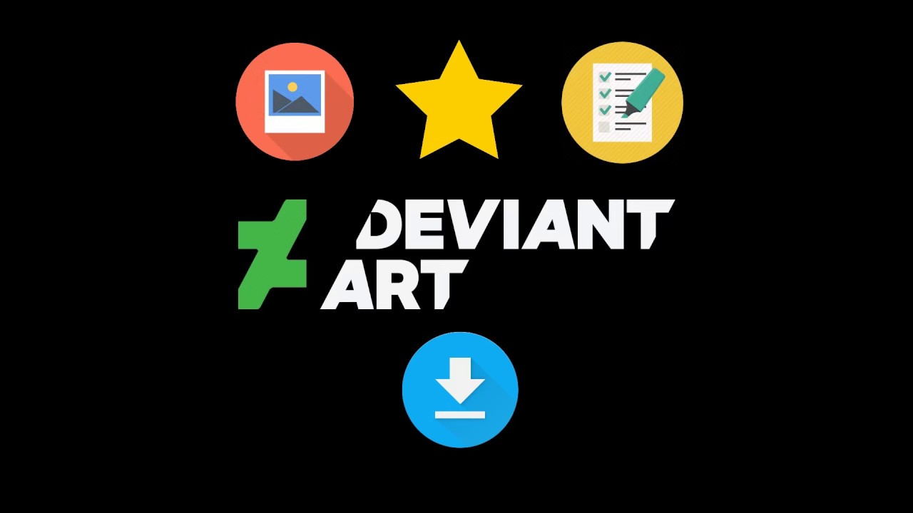 Download An Entire Deviantart Gallery At One Click Youtube