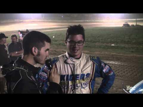 Brushcreek Motorsports Complex | 7.11.15 | OVSCA | Feature Winner | Kody Kinser
