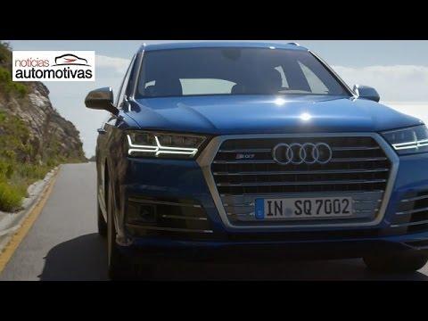 VÍDEO: Audi SQ7 TDI