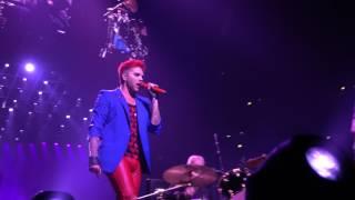 CLTCL   Queen and Adam Lambert   Chicago   2017 07 13