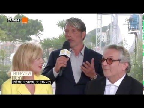 Mads Mikkelsen jurado de Cannes 2016 entrevista VF