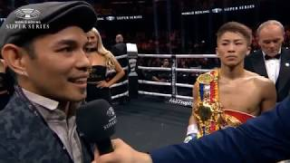 【WBSS準決勝】井上尚弥 vs エマヌエル・ロドリゲス , ハイライトFULL HD | Inoue vs Rodriguez
