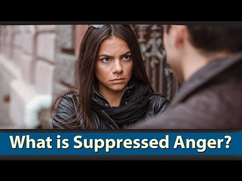 How to release suppressed anger