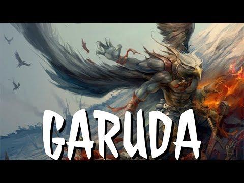 MF #15: The Garuda [Hindu Mythology]