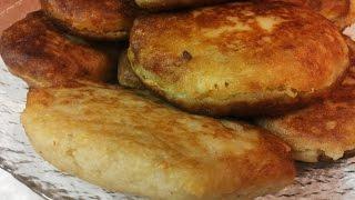 """#Картофельные пирожки """"Зразы""""  Potato cakes """"Zrazy"""""""