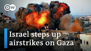 Israel kills Islamic Jihad leader as Gaza sees heaviest bombing so far   DW News