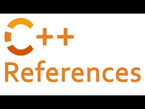 REFERENCES in C++