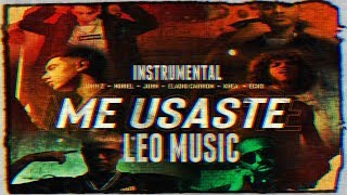 Me Usaste - Noriel X Jon Z X Eladio Carrion X Khea X Juhn X Ecko Instrumental Prod. Leoonthebeats