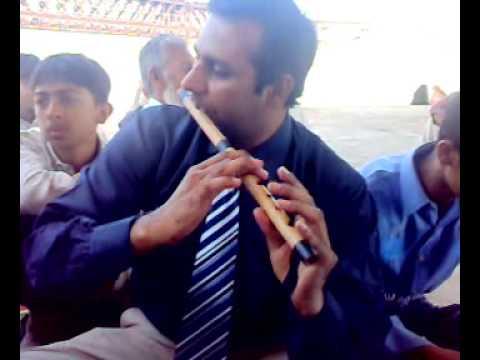 hum teray sher main aayay hain On flute Rag Shevrangni