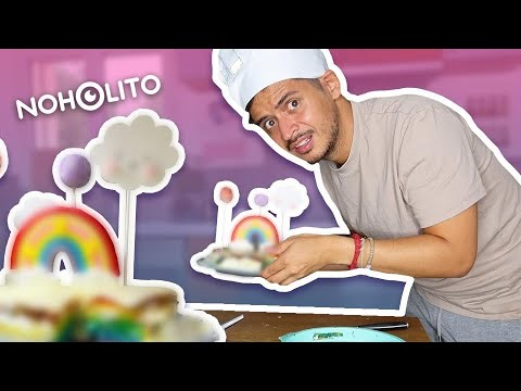 Episode 119 : Rainbow cake - comment rater la recette