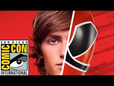 POWER RANGERS Alex Heartman Interview: Super Samurai Red Ranger
