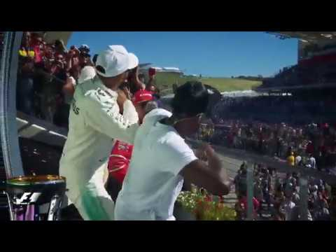 F1 United States Grand Prix 2017 Official Race Edit