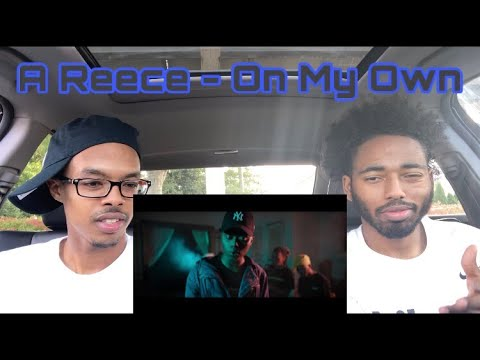 Download A Reece - On My Own (Official Music Video) | Shadow Views TV reaction