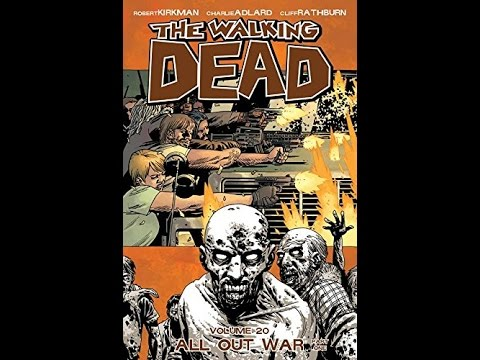 pdf the walking dead volume 20 all out war part 1