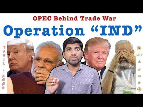 USA Master Plan via Saudi   இந்தியாவின் நிலைமை என்ன?   OPEC Behind Jamal   Tamil   Vicky   TP