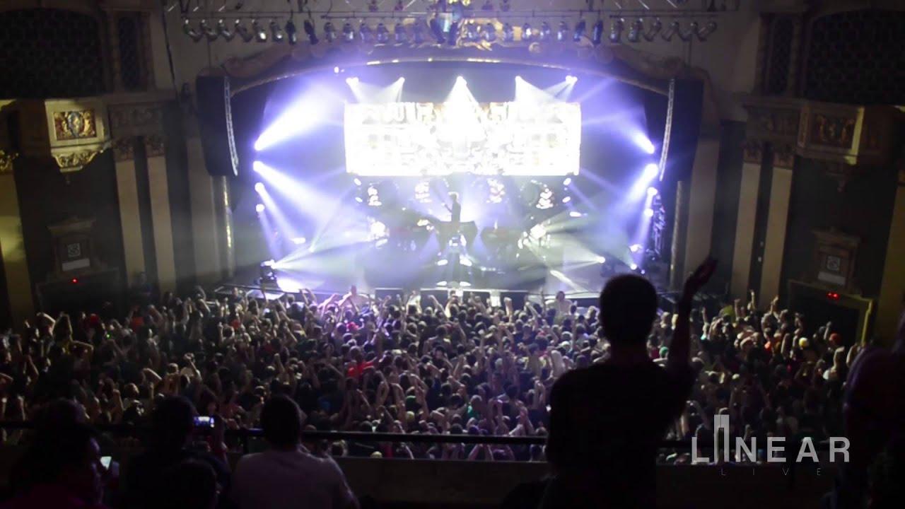 The Glitch Mob   Fortune Days   State Theatre Portland, ME   3/11/14    YouTube