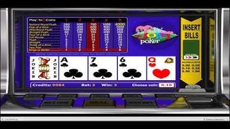 JOKER POKER online free casino SLOTSCOCKTAIL betsoft