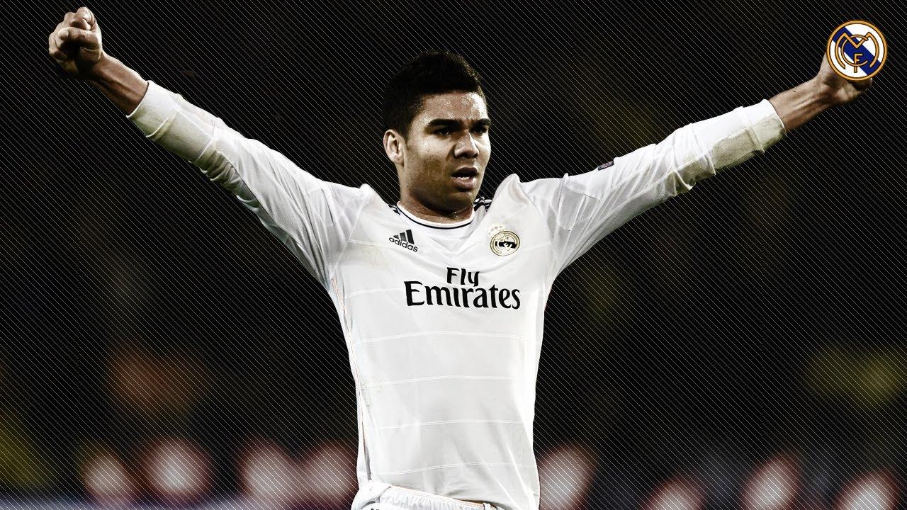 Casemiro ○ Real Madrid Goals & Skills & Assists