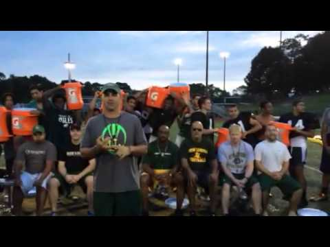 New London Whalers 2014 ALS Challenge