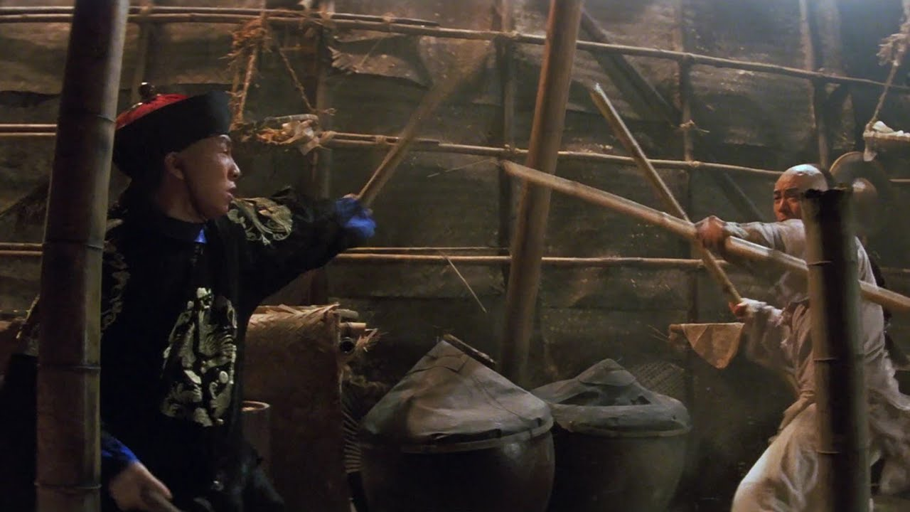 Download Once Upon A Time In China 2 Jet Li Vs Donnie Yen Full Fight [4K]
