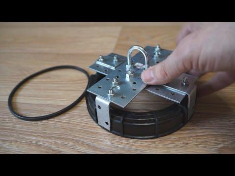 Съемник топливного насоса  РЕНО. Изготовление съемника.