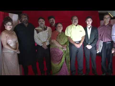 Mrs & Mr IAWA India 2017 curtain raised by Deepak Balraj Vij & Daljeet Kaur Ms Universe 2016 Part1