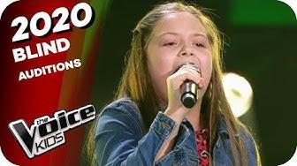 Barbra Streisand - Don't Rain On My Parade (Brinn) | The Voice Kids 2020 | Blind Auditions