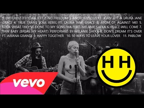 Happy Hippie presents 50 ways to leave your lover - Performed by Miley Cyrus - 432 Hz