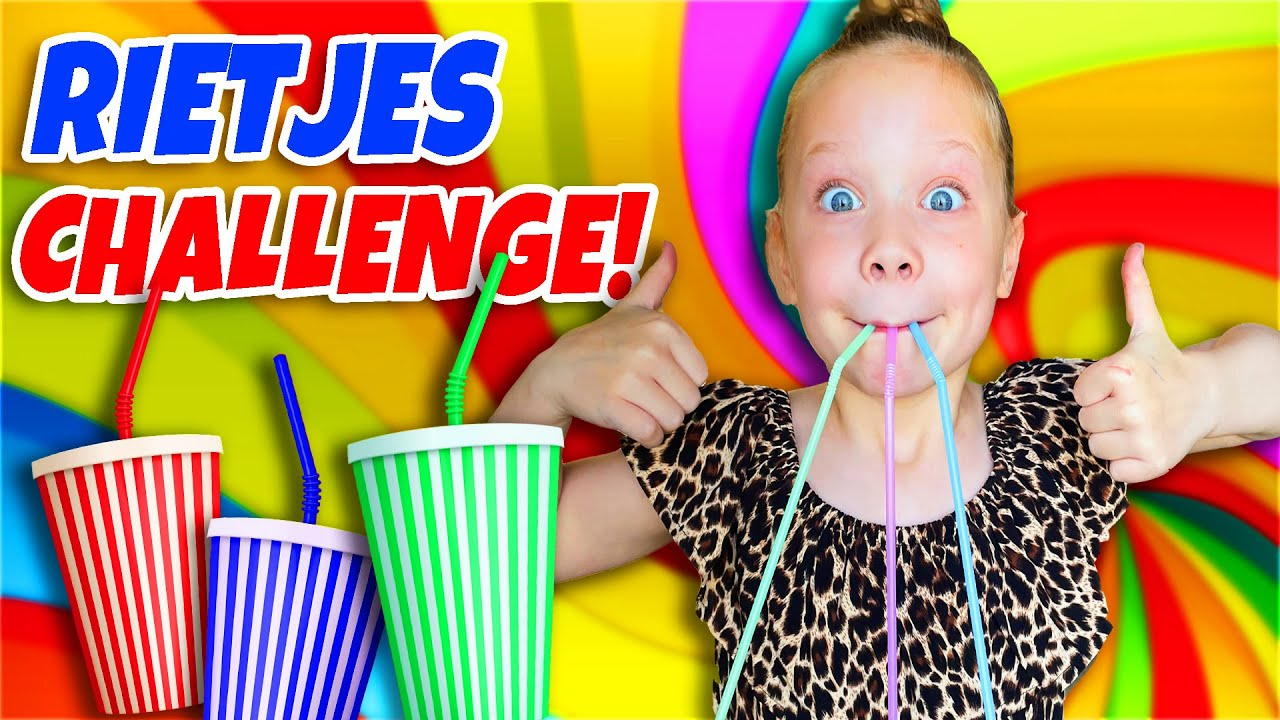 DON'T CHOOSE THE WRONG MYSTERY STRAW CHALLENGE!
