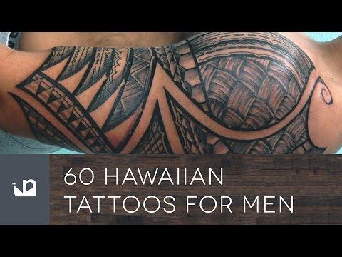 60 Hawaiian Tattoos For Men