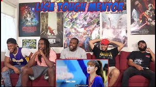 LISA BLACKPINK becomes a tough mentor teaching a dance choreo YouthWithYou | REACTION