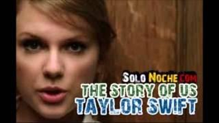 Taylor Swift  The Story of Us voz ardilla