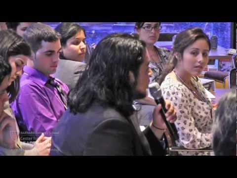 Latino Leadership Initiative: Doris Sommer