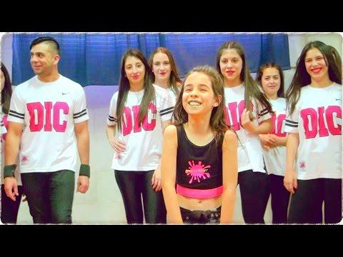 Shaky Shaky Ft. Candela - Reggaeton by Dance is convey (HD)