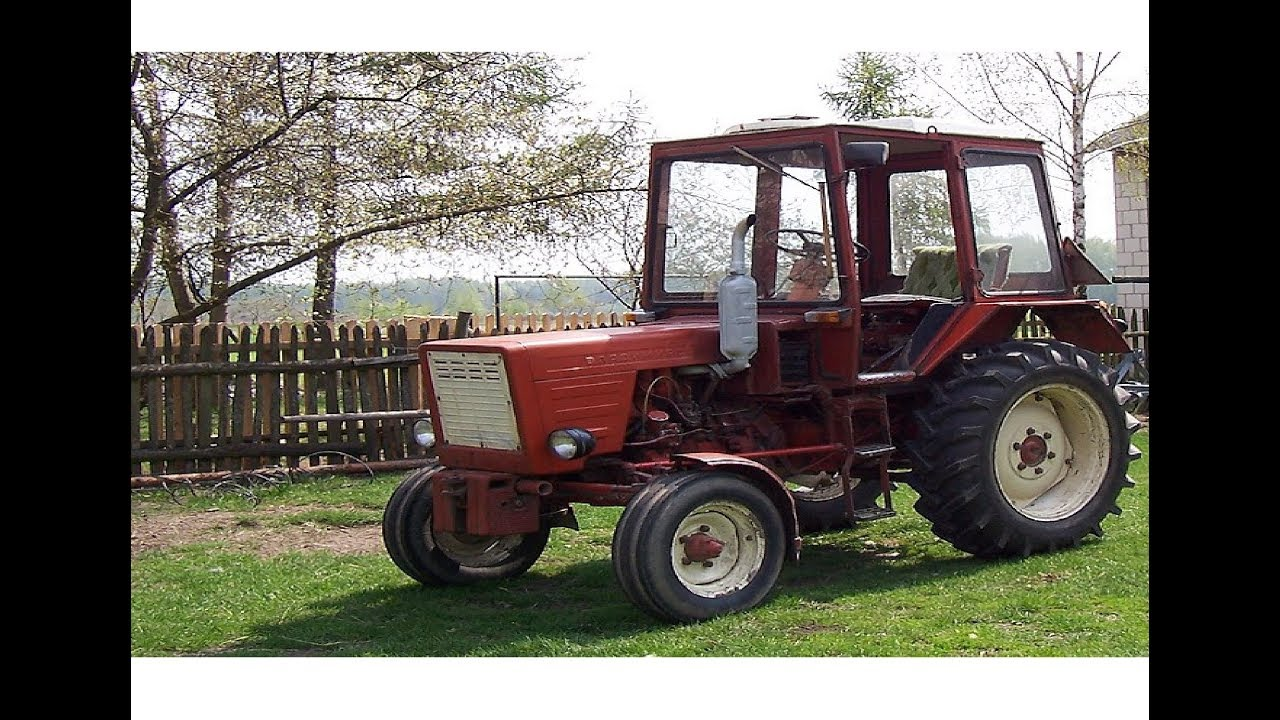 Technical characteristics of the tractor T-25 (photo)