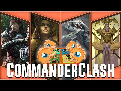 Commander Clash S4 Episode 2: Card Type Tribal