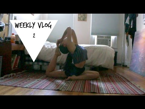 Weekly Vlog | FOOD, YOGA & SPIRITUALITY
