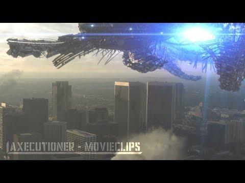 Skyline |2010| All Alien Attack Scenes [Edited] streaming vf