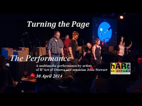 Turning the Page - the performance