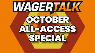 October All-Access Sports Picks Special - WagerTalk Promotion