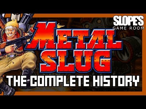 Metal Slug: The Complete History - SGR