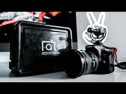 Why Renting Camera Gear Is VITAL!