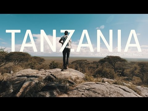 Trip to: Tanzania Africa Safari [HD]