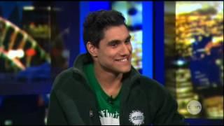 Emmanuel Kelly on Channel 10