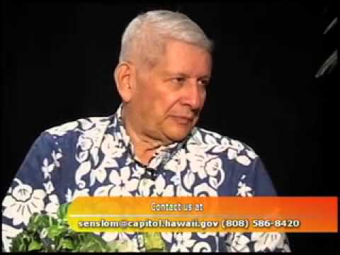 Senator Sam Slom and Linda Smith on Hawaii Politics