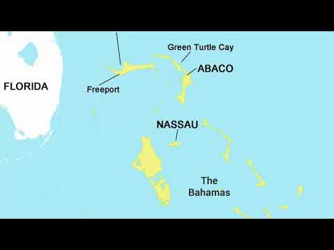 Map Of Nassau Bahamas Pros Cons Of Nassau Youtube