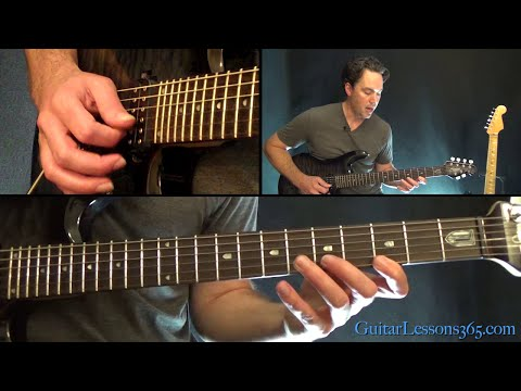 Whiskey in the Jar Guitar Lesson Pt1  Metallica