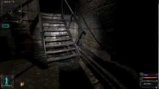 stalker Тень Чернобыля #5 Подземелья Агропрома