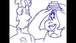 Guess Who Made Waffles! - Steven Universe Flipnote