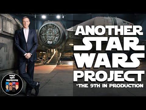 Disney Announces ANOTHER Star Wars Film [9th In Production]
